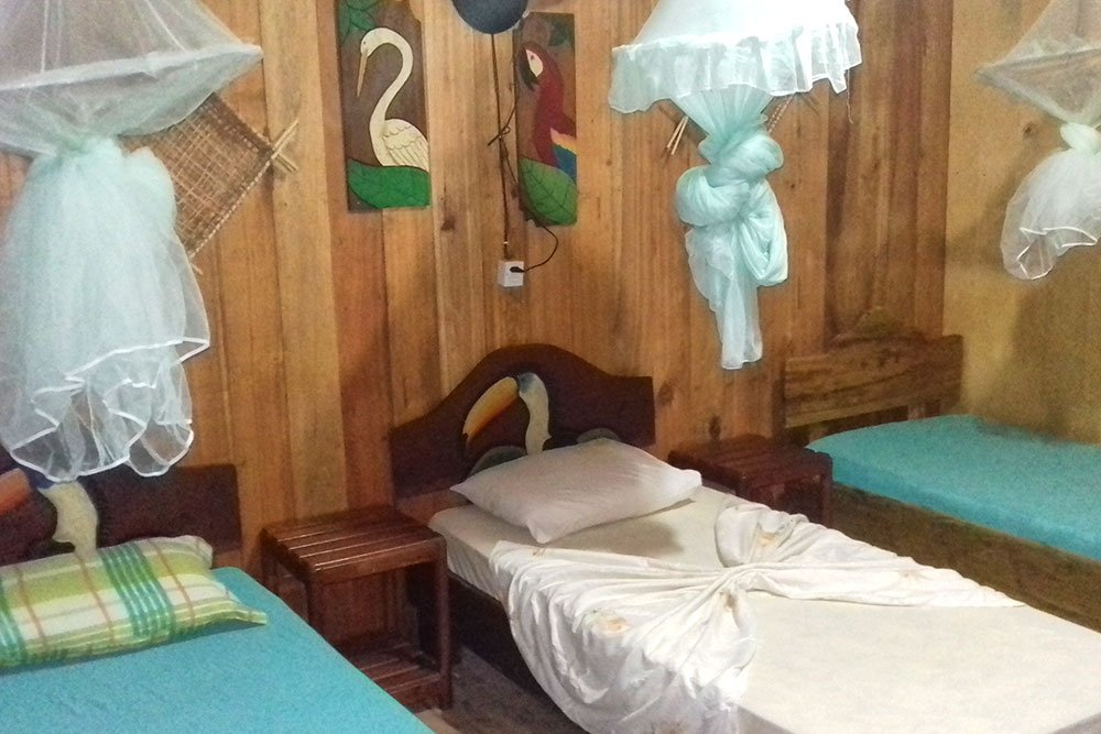 Triple Room Amazon Lodge